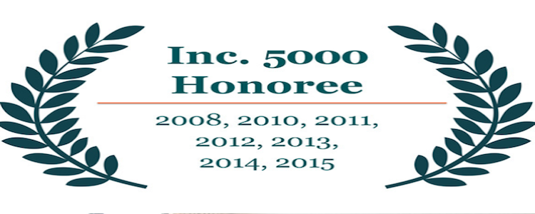 Cambria Solutions Makes INC. Magazine 5000 for Sixth Time in a Row.