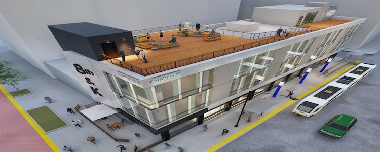 Downtown Sacramento's renaissance continues with the extreme makeover of a key corner on K Street