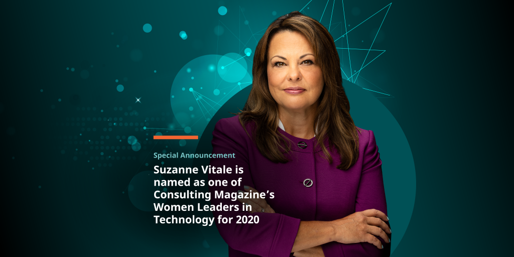 Consulting Magazine Women in Technology Award