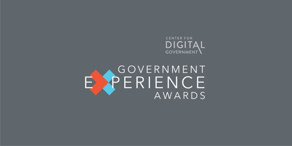 Government Experience Awards 2020 Winners Announced